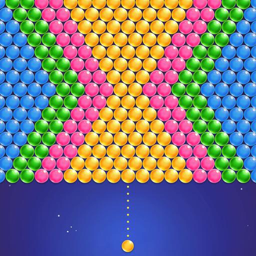 Bubble Shooter Pop Quebra-cabeça