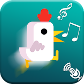 Chicken Scream Run Game