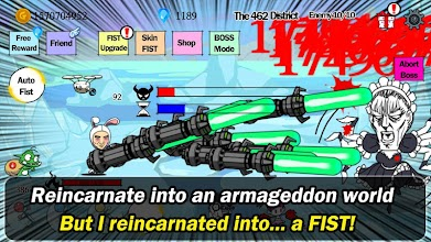 Tap Tap Fist screenshot thumbnail