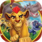 The Lion Jungle Guard Games Icon