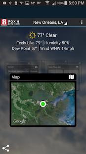 FOX 8 Weather- screenshot thumbnail