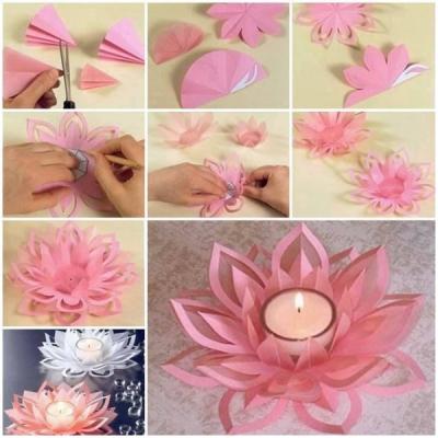 Creative Paper Flower Ideas Screenshot 4