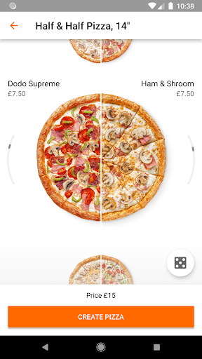 Dodo Pizza Screenshots 3