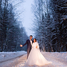 Wedding photographer Natalya Polunovskaya (Polunovskaja). Photo of 04.02.2016