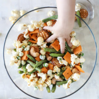 Summer Pool Snack Mix.