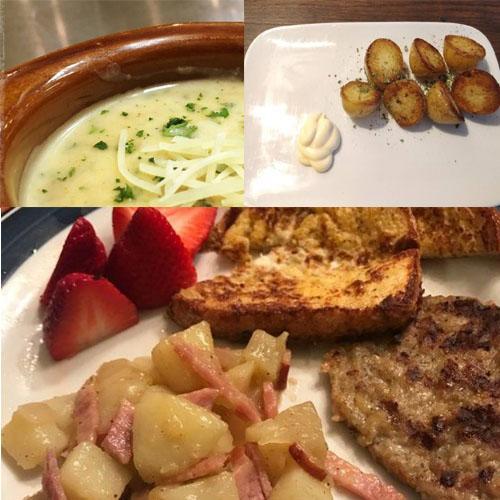 Easy Potato Recipes - How to Cook Potatoes 1.0.0 screenshots 1