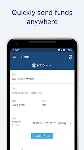 App Blockchain Wallet. Bitcoin, Bitcoin Cash, Ethereum APK for Windows Phone