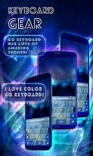 Gear Keyboard- screenshot thumbnail