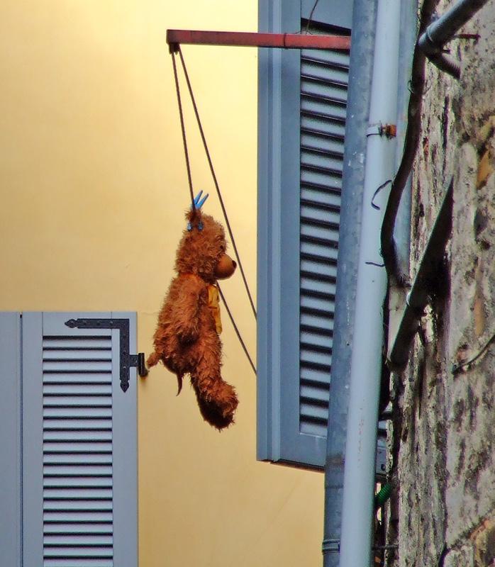 L'orsacchiotto condannato... di Jorjo