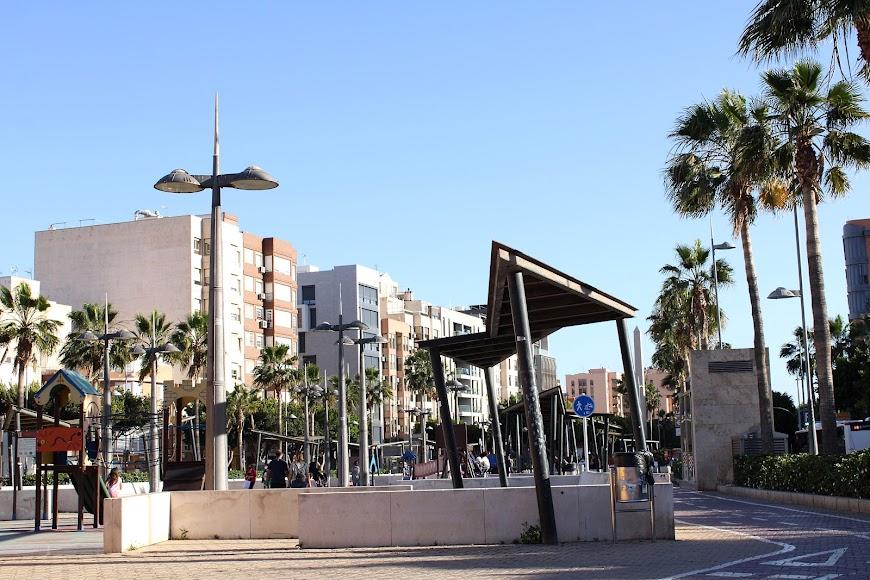 La Rambla, Parque Infantil.