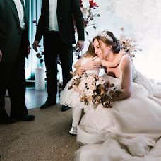 Wedding photographer Nastya Nikolaeva (NastyaEn). Photo of 22.11.2017