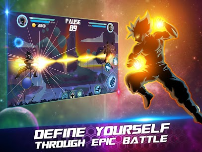 Shadow Battle Warriors Mod Apk (Unlimited Gold + Diamonds) 7