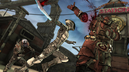 Tales from the Borderlands screenshot 15