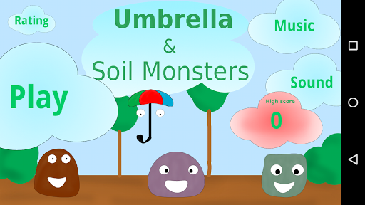 Umbrella Soil Monsters