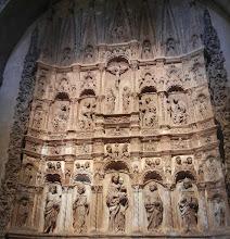 Photo: Wall in side chapel, Modena Duomo