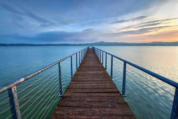 Lago di Chiusi di guazzini.com
