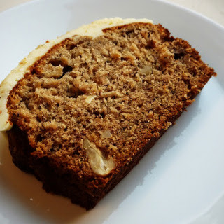 White Chocolate Cashew Banana Bread Recipe