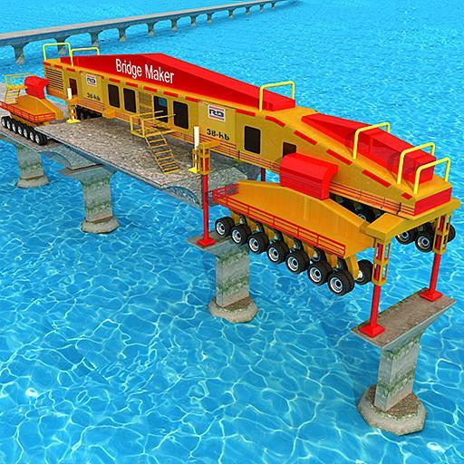 River Bridge Construction: Road Builder (game)