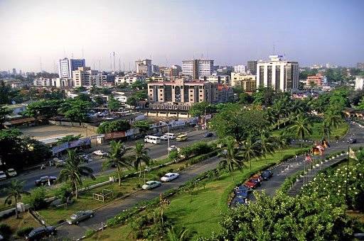 Victoria Island, Lagos, Nigeria. Picture: EDUCATION IMAGES/UIG VIA GETTY IMAGES