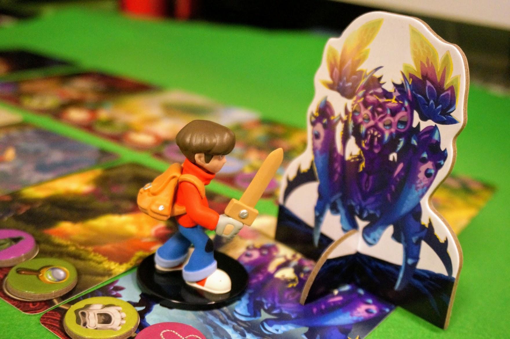ミステリアス フォレスト/神秘の森:最後のカード