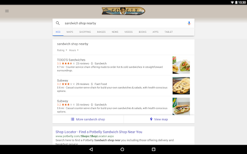 Google Screenshot 11