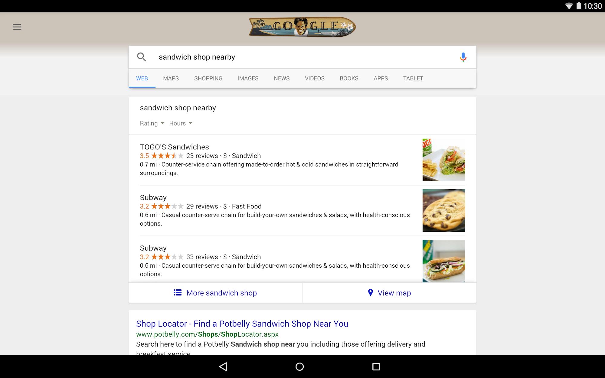 Google screenshot #11