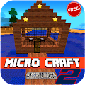Micro Craft : Building and Survival
