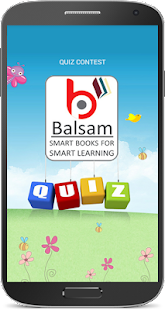 Balsam Test Quiz- screenshot thumbnail