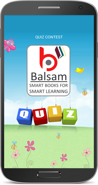 Balsam Test Quiz- screenshot
