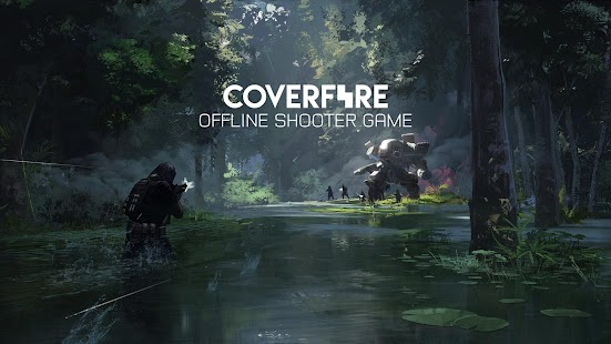 Cover Fire: free shooting games Screenshot