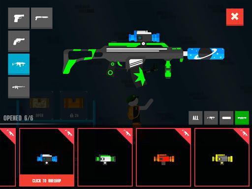 Stickman Battles: Online Shooter 1.0 screenshots 11