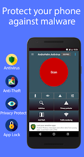 AntiVirus for Android Security-2019 Screenshot
