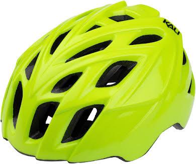 Kali Protectives Chakra Mono Helmet: Fluorescent Yellow alternate image 3