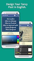 Fancy Text Art - Post Maker - screenshot thumbnail 23