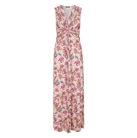 Ilse Jacobsen long dress paisley pink
