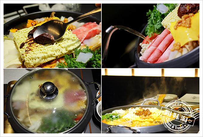 玉豆腐韓式部隊鍋2