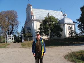 Photo: Chodorów - kościół katolicki.