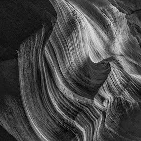 by Mike Moss - Black & White Landscapes