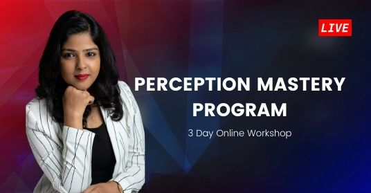 Poster of Perception Mastery program