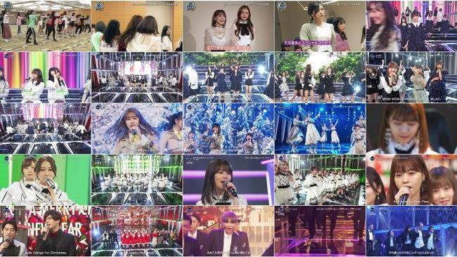 181212 (720p+1080i) AKB48G 46G IZONE Part – FNS Music Festival Day2