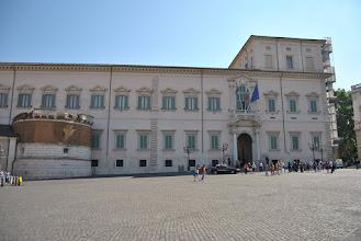 Photo: Piazza del Quirinale