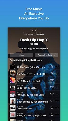 Dash Radio screenshot 5