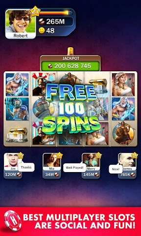 android Slots™ Huuuge Casino Screenshot 8