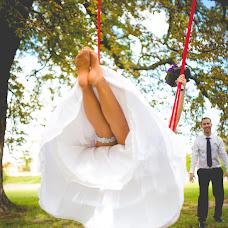 Wedding photographer Dana Šubová (ubov). Photo of 31.08.2015
