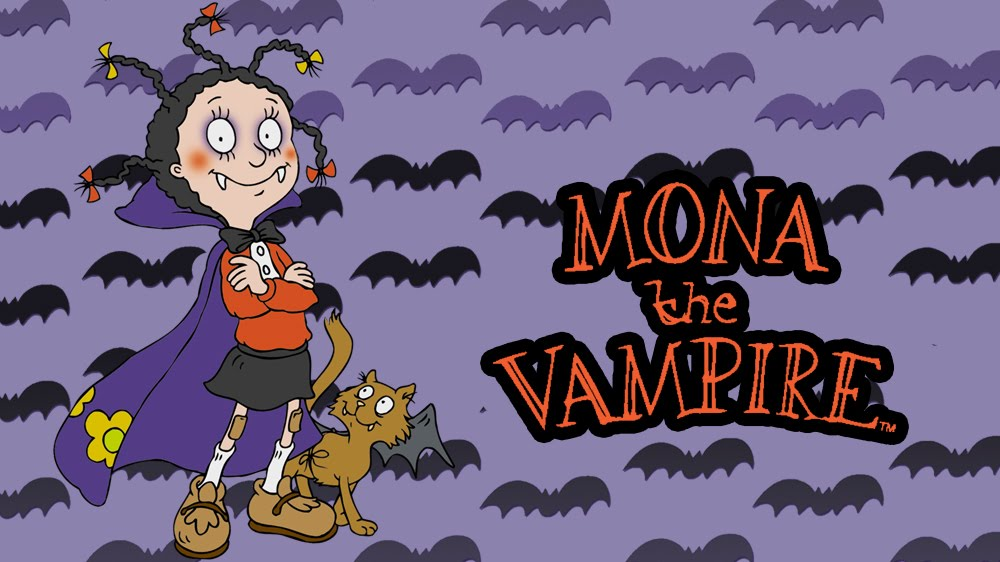 Image result for mona the vampire