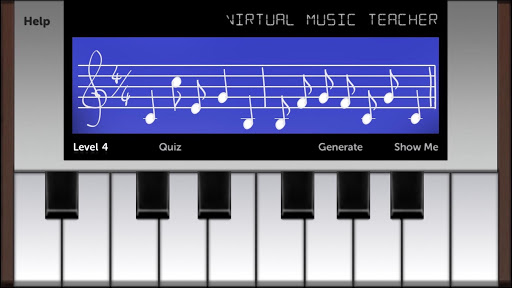 Virtual Music Teacher Apps (apk) free download for Android/PC/Windows screenshot