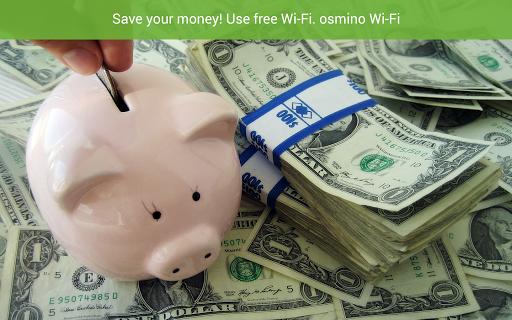 osmino Wi-Fi: free WiFi screenshot 15