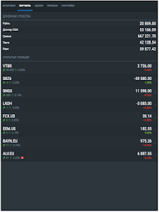 Tradernet- screenshot thumbnail