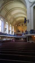 Photo: the chapel. Rear.