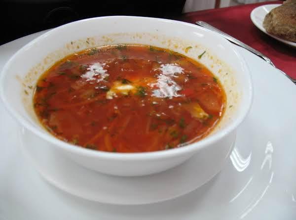 Ukrainian Borscht Just A Pinch Recipes